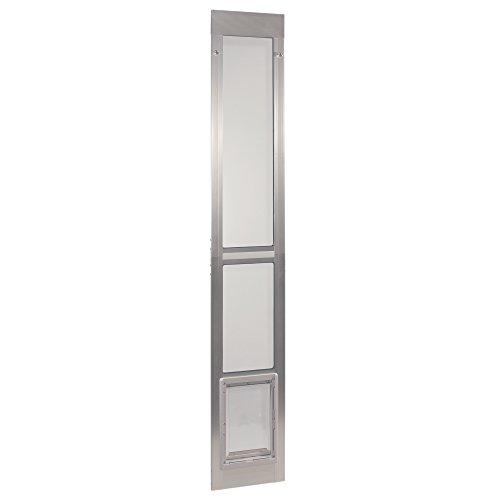 Ideal Pet Products Aluminum Modular Pet Patio Door, Medium, 7