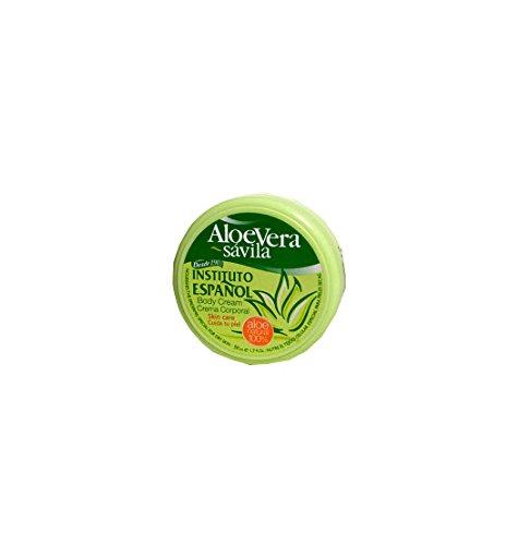 Instituto Espanol Aloe Vera Body Cream 50 ml by Instituto Espanol Aloe Vera (Image #1)