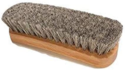 Large Saphir Horsehair Brush Made in France