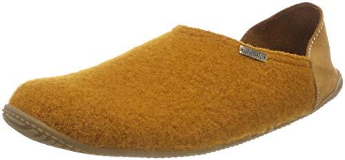 Living Jaune Kitzbühel Uni mustard Pantoufles 147 Pantoffel Femme rxrqAX6