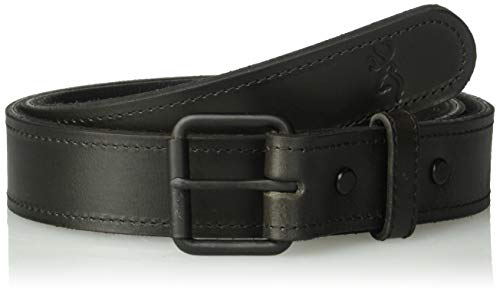 Browning Tactical CCW Gun Belt | Genuine Leather | Black | Size 40 | Single