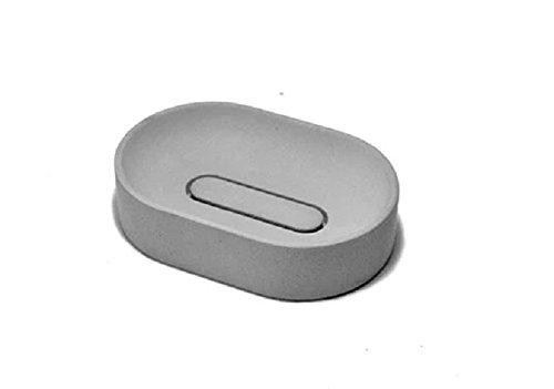Cheap  Minimalist Concrete Soap and Sponge Dish