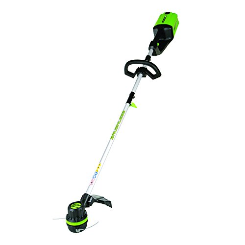 Greenworks PRO 16-Inch 80V Cordless String Trimmer, Battery Not Included ST80L00 by Greenworks