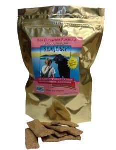 NutriSea Jerky Salmon and Sweet Potato 15 oz for Dogs