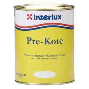 Interlux 4279q Pre-kote Primer Prekote White Qt by POWER ONE