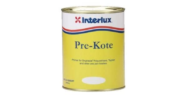 Interlux 4280Q PRE-KOTE PRIMER/BRIGHTSIDE PRIMER GRIS QT impresora ...