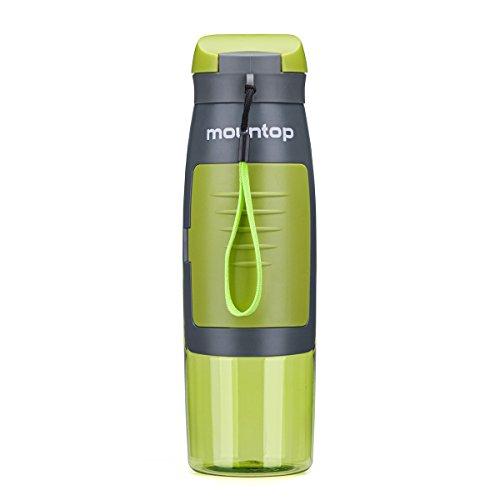multitasking storage water bottle - 5