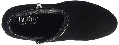 Bottes Noir Snake Black Vanity Hotter Femme 008 black q57wpctz