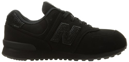 New Balance 574, Zapatillas infantil Black/Black (Ec)