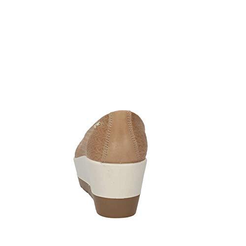 Castor Femmes Cuir Blanc Pour 1144811 amp;co Ballerines En Igi 6nxwq8vFR6