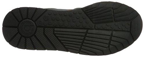 Bugatti 322287011459, Zapatillas para Hombre Gris (Grey / Grey)