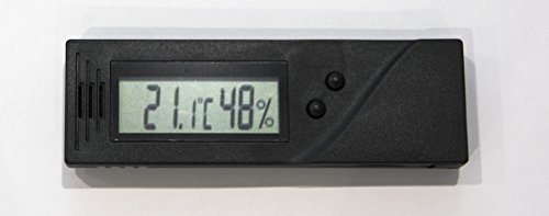 Caliber III Digital Hygrometer & Thermometer