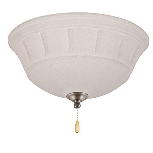 (Emerson Ceiling Fans LK141AP Grande White Mist Ceiling Fan Light Fixture)