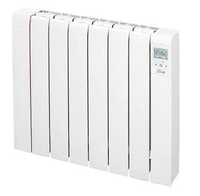 Radiadores electricos de pared