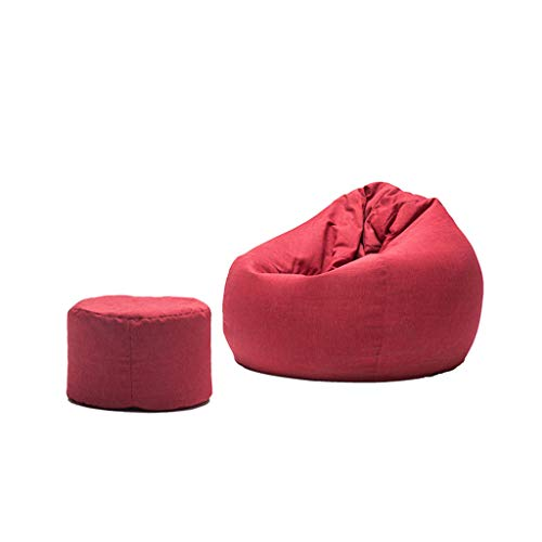 Wondrous Amazon Com Lazy Couch Bean Bag Chair Single Tatami Bedroom Pabps2019 Chair Design Images Pabps2019Com