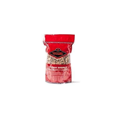 Alfresco Home Fornetto Smoking Wood Chips, Cognac, 14.oz Bag (Best Cognac For Cooking)