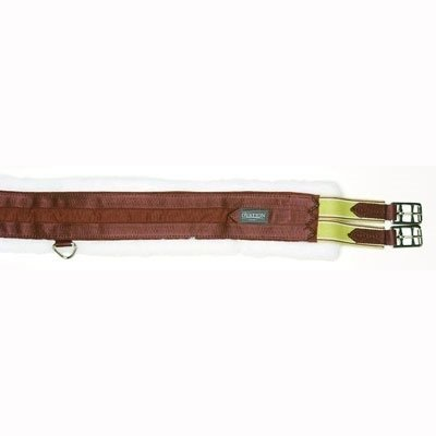 Ovation Fleece Lined Equalizer AP Girth - BROWN\48