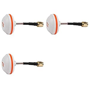 3 x Quantity of Walkera Tali H500 SMA Mushroom Circular Polarized TX Antenna for Video Transmitter TX5803 / TX5804 / PRO-Z-16 – FAST FROM Orlando, Florida USA! by HobbyFlip 31d1fFv8BUL