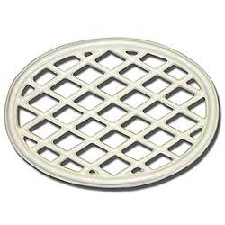 Lattice Trivet Almond ()