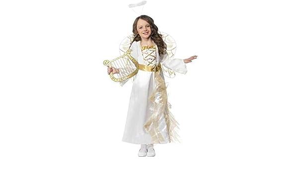 Fancy Dress World 39100 - Disfraz de Princesa ángel para niña ...
