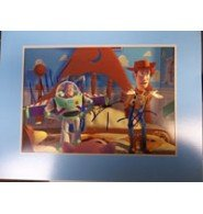 Autographed Limited Edition Lithograph - Signed Toy Story (Tom Hanks/Tim Allen) 11x14 Limited Edition Lithograph autographed