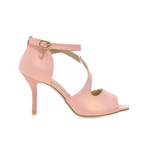 Inconnu 1TO9 Ouvert Rose Femme MJS03574 Bout wxx0dnqRpr