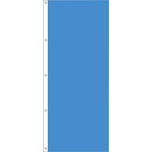 Vertical Solid Color Flag, Royal Blue, 3' x 8'
