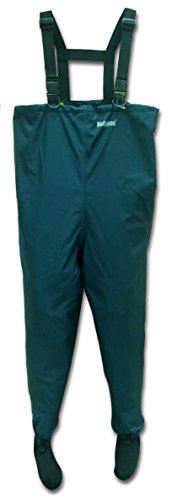 Suspenders Hodgman Wader (Hodgman Lakestream Lite Breathable Stockingfoot Wader, Small)