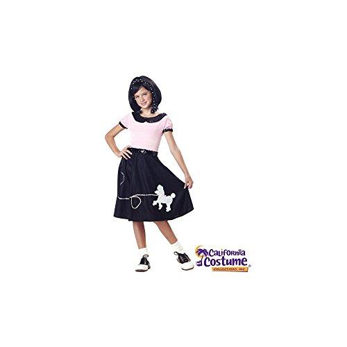Calif (Sock Hop Girls Costumes Top)