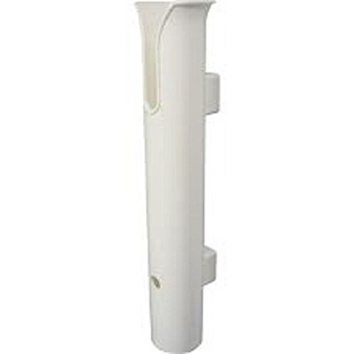 (New Fishing Rod Holder White Side Mount Boat SDG 3251211)