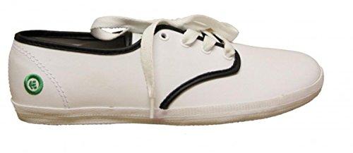 Etnies Womens Skate Shoes White brigade