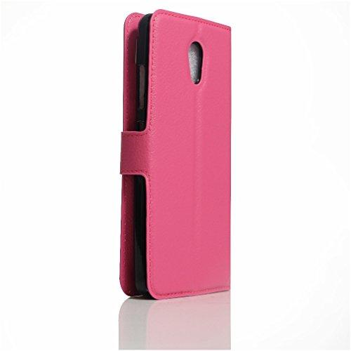 Funda MEIZU M5 Note (Meilan Note5),Manyip Caja del teléfono del cuero,Protector de Pantalla de Slim Case Estilo Billetera con Ranuras para Tarjetas, Soporte Plegable, Cierre Magnético G