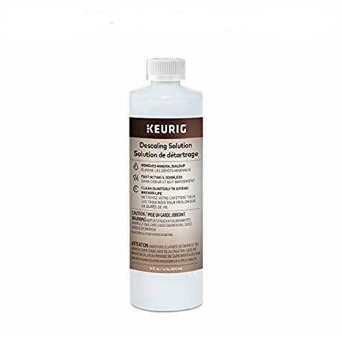 Keurig Descaling Solution Brewer Cleaner, 14 oz