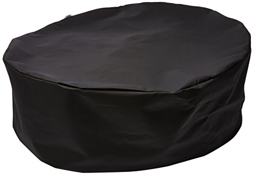 Rampage Products 773535 Universal X-Large Canvas Spare Tire Cover, 33-35 Inch Tire, Black ()