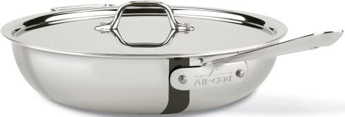 All Clad 440465 Stainless Cookware 4 Quart