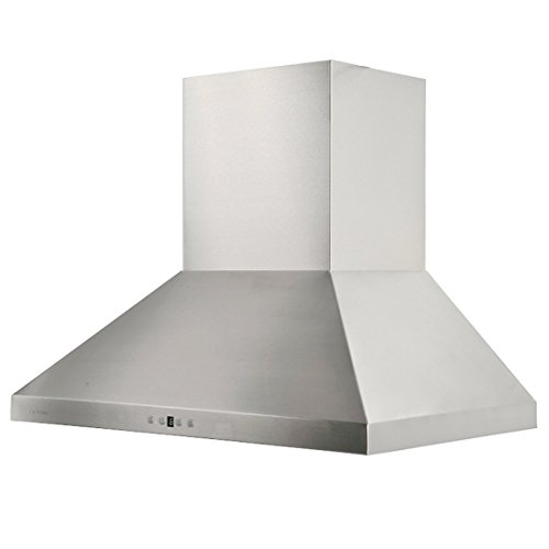 CAVALIERE AP238-PSF-36 Wall Mounted Stainless Steel Kitchen Range Hood 860 CFM by CAVALIERE (Image #1)