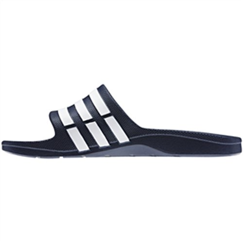 White Navy Impermables Adultes New Duramo Bleu Unisexe Adidas Slide Navy new Chaussures SF67qq