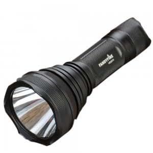 FandyFire HD2010 Cree XM-L T6 600LM 5-Mode White LED Flashlight