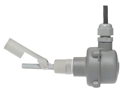 Gemas sensores 181291 pequeño tamaño único punto nivel interruptor de flotador de acero inoxidable 316,