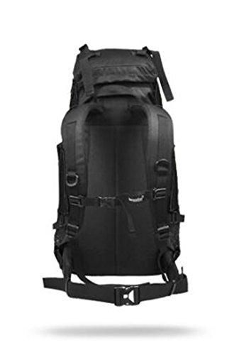 Alpinismo borsa a tracolla maschile Outdoor zaino femmina Light 50L viaggi Leisure Leisure grande capacità impermeabile