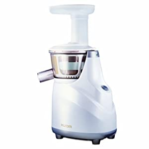 Hurom Fresh Press Juicer Single Auger Masticating Juicer – absolutely amazing juicer