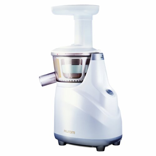 Masticating Juicer Vs Cold Press Juicer : Hurom Fresh Press Juicer Single Auger Masticating Juicer (JP Series) - Aromatherapy 4 Mom