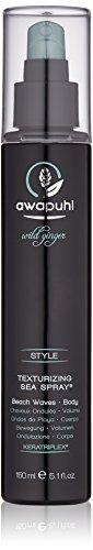 - Awapuhi Wild Ginger Texturizing Sea Spray