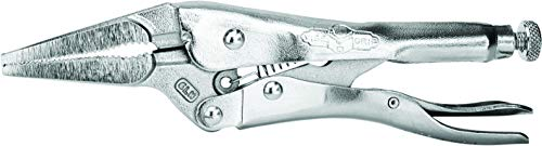 IRWIN Tools VISE-GRIP Locking Pliers, Original, Long Nose, 6-Inch (1402L3)