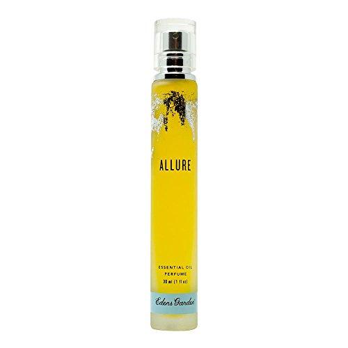 (Edens Garden Allure Natural Essential Oil Perfume (Warm & Powdery Aroma), 1)