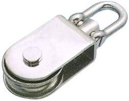 水本機械 ステンレス金具 サンマブロック(沈みシャックルタイプ)5個価格 HK-50