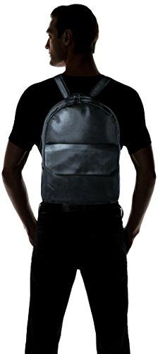 Royal Republiq New Courier - Mochilas Unisex adulto Negro (Black)