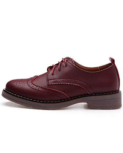 Chaussures Mrs Red Femme Lacets Ville à de Duberess 755xq1vH