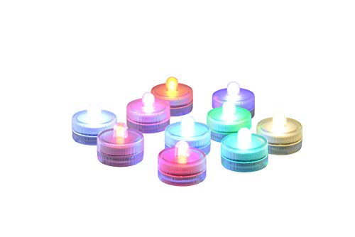 Colored Led Lights For Centerpieces