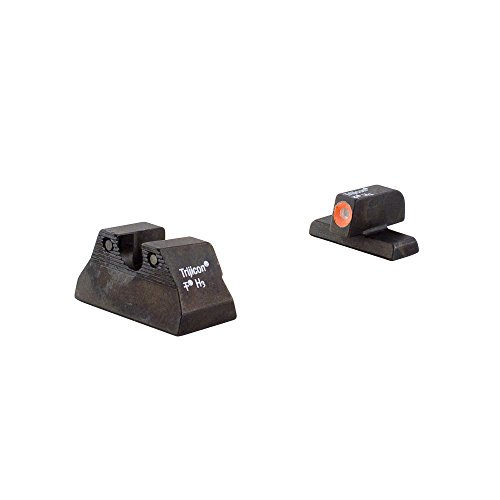 Hk Usp Compact (Trijicon H&K USP Compact HD Front Outline Night Sight Set, Orange)